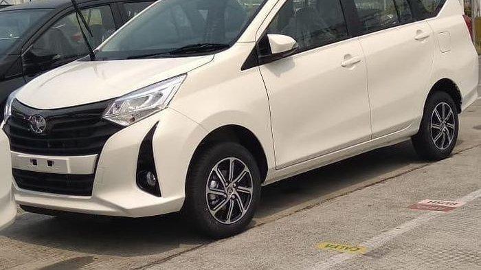 Sudah Nongol Penampakan Toyota Calya Facelift, Mirip Avanza!