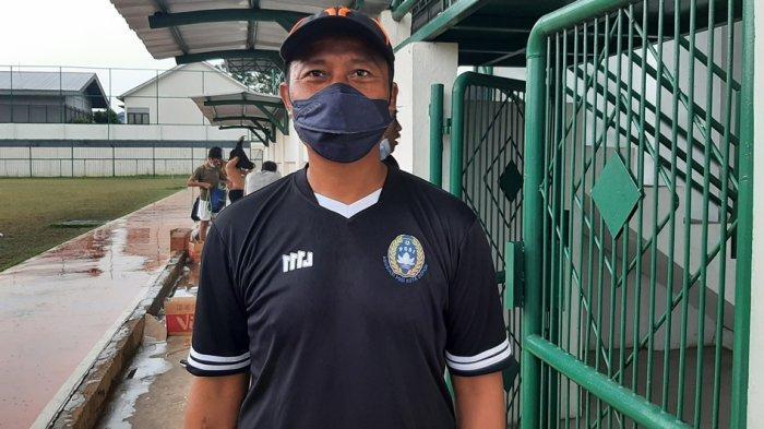 Tim Sepakbola Kota Depok Terus Geber Persiapan Jelang Babak Kualifikasi Porprov XIV Jawa Barat