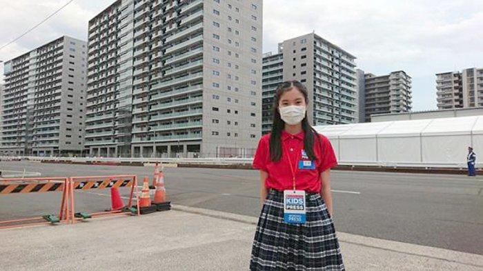 Wartawan Cilik Jepang Ingin Sampaikan Apa Adanya Kepada Dunia Mengenai Olimpiade
