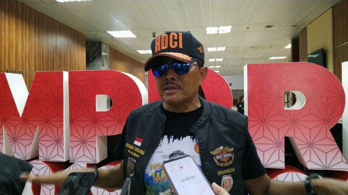 Komunitas Harley Davidson Club Indonesia Imbau Anggota Patuhi Segala Peraturan Saat Touring