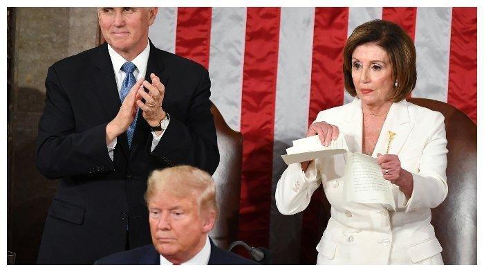 Facebook dan Twitter Menolak Permintaan Nancy Pelosi untuk Menghapus Video Donald Trump yang Diedit