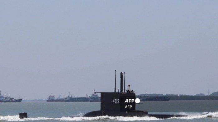 Pencarian Kapal Selam KRI Nanggala-402 Masih Fokus di 9 Area