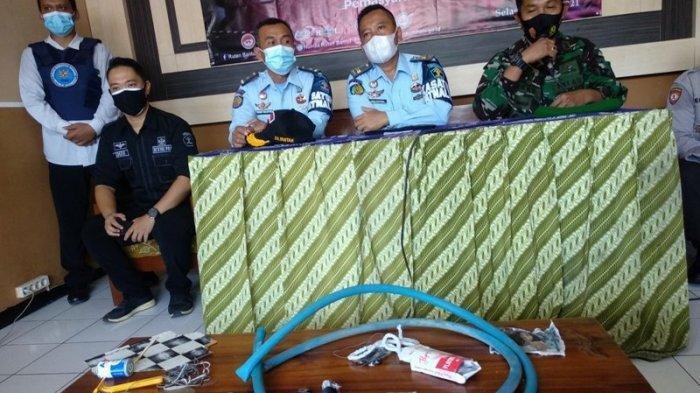 Penghuni Rutan Ketahuan Simpan Potongan Foto Syur Wanita, Petugas: Nakanya Warga Binaan
