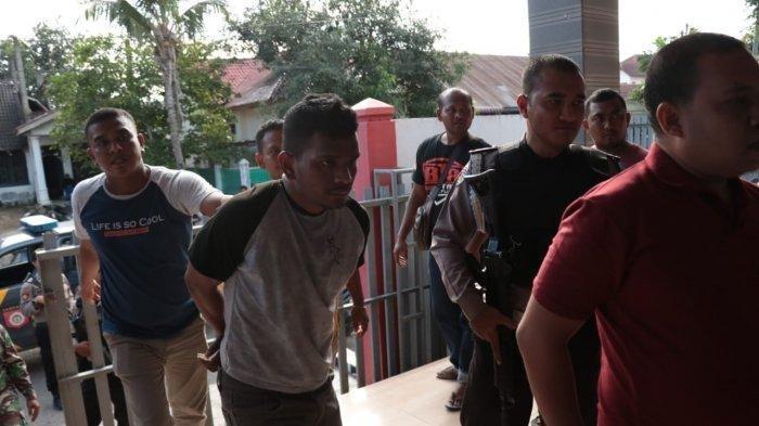 Puluhan narapidana di Rumah Tahanan Negara (Rutan) Cabang Lhoksukon, Aceh Utara Minggu (16/6/2019) dilaporkan kabur, setelah terjadi kerusuhan. SERAMBINEWS.COM/JAFAR YUSUF