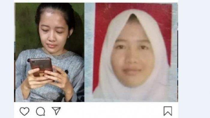 Narmi Andriani (20) warga Seberang Kota Jambi yang diculik dan disekap pria bermobil.