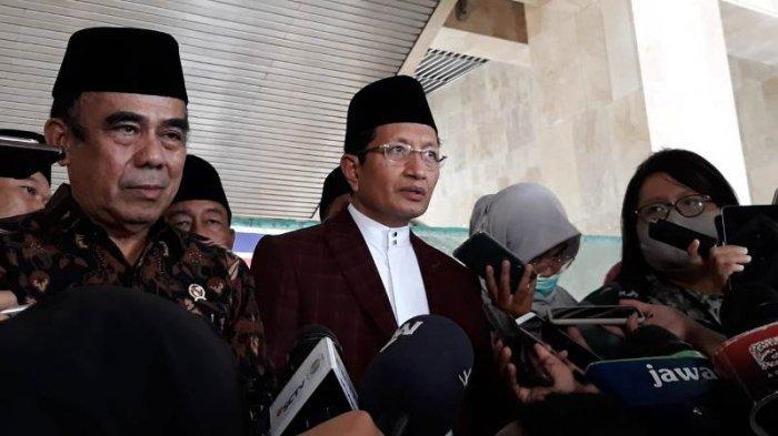 Imam Masjid Istiqlal Nasaruddin Umar