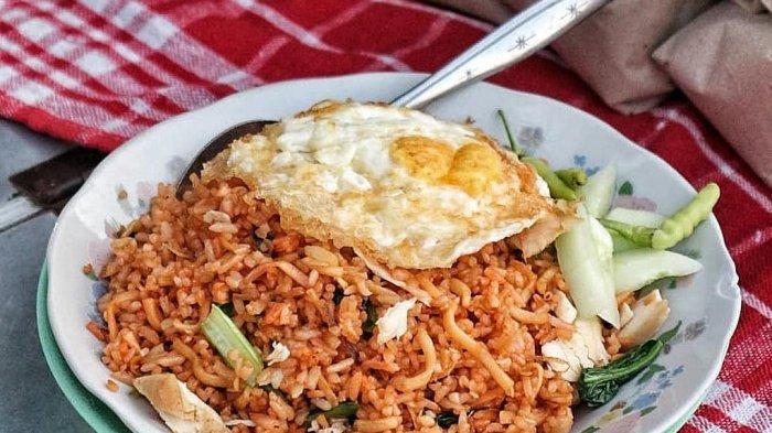 Ternyata Begini Tips Membuat Nasi Goreng Tidak Menggumpal Ala Pedagang! Mudah Banget
