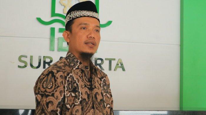 Dr. Muh. Nashirudin, MA. M. Ag. dari Institut Agama Islam Negeri (IAIN) Surakarta. (IST)