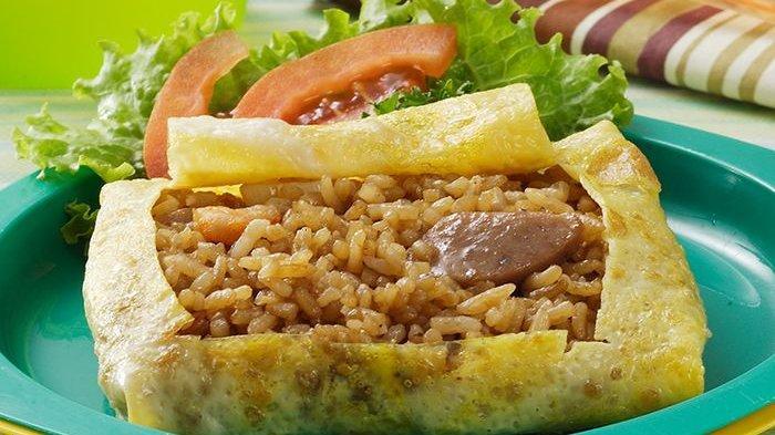 Sudah Bosan Makan Ketupat dan Opor di Lebaran Hari Kedua? Ini 3 Resep Nasi Goreng Enak, Praktis!