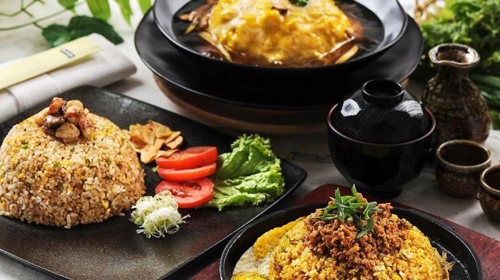 Yang Menarik di November, Aneka Nasi Goreng Favorit di Hotel Borobudur Jakarta