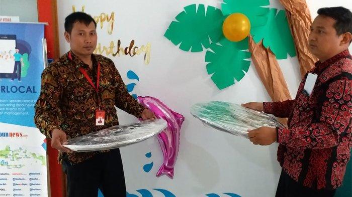 Sekjen PDIP Hasto Kristiyanto: Selamat Ultah Ke-9 Tribunnews