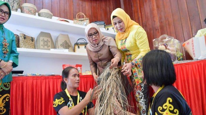 Muhfida Jusuf Kalla Hadiri Acara Dekranasda di Tarakan