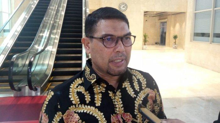 Anggota Komisi III DPR RI dari fraksi PKS Nasir Djamil di Kompleks Parlemen, Senayan, Jakarta, Kamis (23/1/2020).