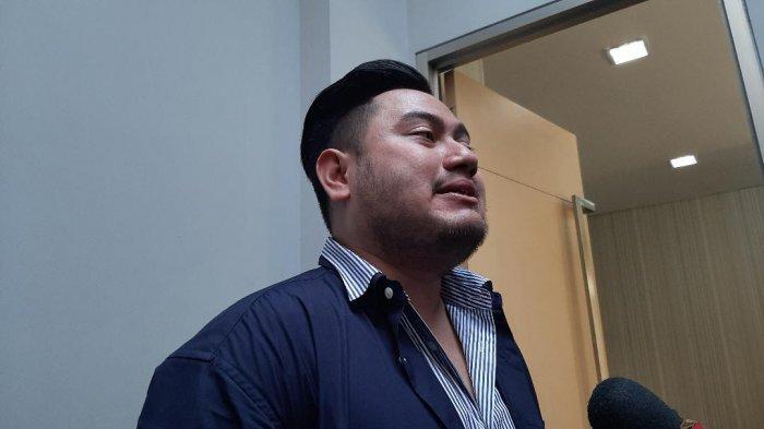 Nassar saat ditemui di Senayan, Jakarta Selatan, Rabu (16/10/2019).
