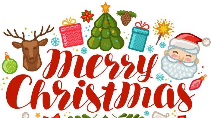 20 Ucapan Hari Natal Dan Tahun Baru 2020 Dalam Bahasa Inggris Dan Indonesia Untuk Update Di Medsos Tribunnews Com Mobile