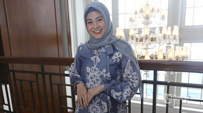 Natasha Rizki Umrah Tanpa Desta, Bersyukur Telah Sampai di Madinnah Pasca Ada Larangan dari Arab