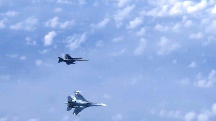 TNI Pastikan Pesawat Tempur Asing di Sekitar Kepulauan Natuna Melintas di Luar Teritorial Indonesia
