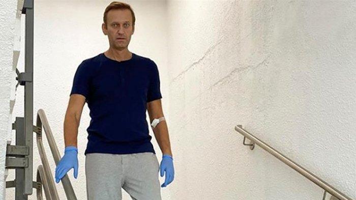 UPDATE Alexei Navalny: Tuntut Rusia Kembalikan Pakaian hingga Permintaan Maaf Ilmuwan Novichok