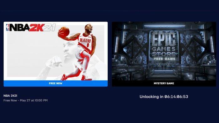 NBA 2K21 Jadi Game Gratis Minggu Ini di Epic Games Store!