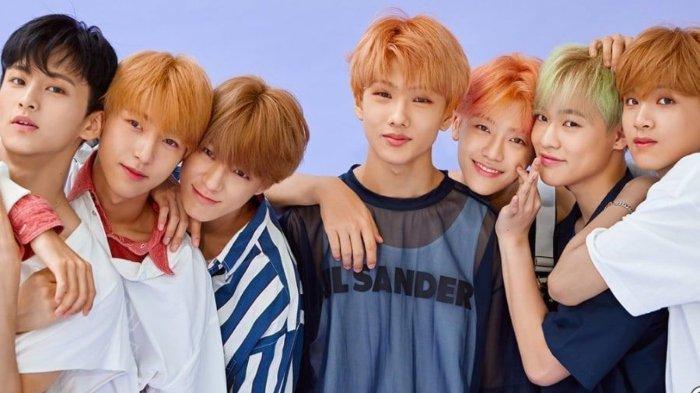 NCT DREAM Puncaki Tangga Lagu Dunia dengan Single Hello Future