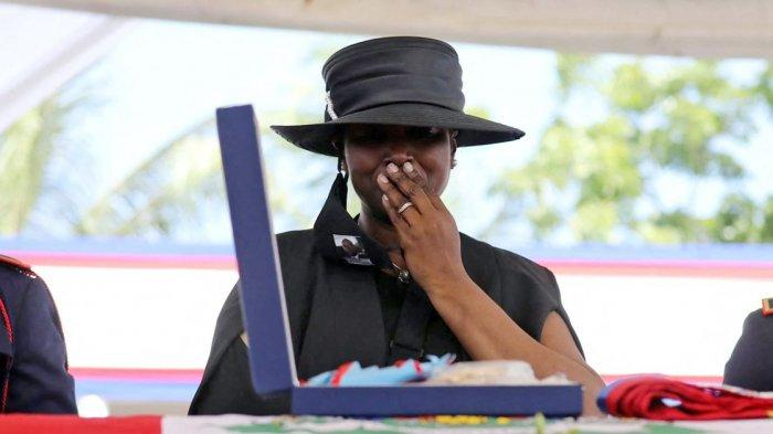 Ibu Negara Haiti Cerita Detik-detik Suaminya Tewas Diberondong Senjata di Rumah