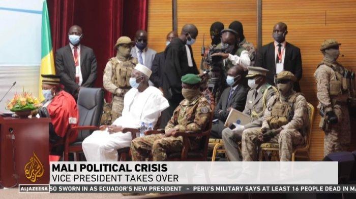 Presiden Mali Lolos dari Percobaan Pembunuhan, Sempat akan Ditikam setelah Salat Idul Adha