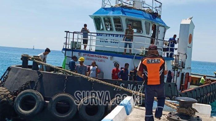Perahu Hancur Ditabrak Kapal Besar di Perairan Masalembu, 12 Nelayan Sempat Tenggelam