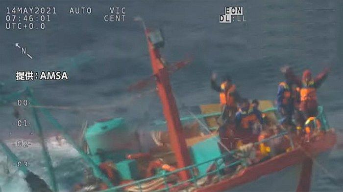 Duta Besar Indonesia di Jepang Akan Berikan Penghargaan Kepada Pemilik Kapal Fukusekimaru