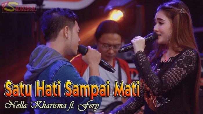 Download Lagu Satu Hati Sampai Mati - Nella Kharisma feat Fery, Ini Lirik & Chord Gitar Paling Mudah
