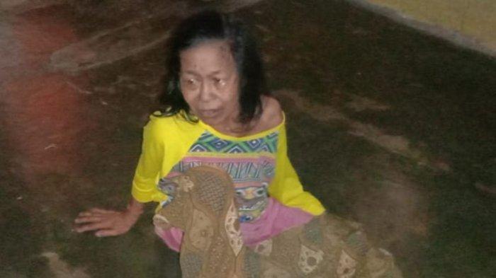 Nenek di Leuwisadeng Bogor yang Menderita Lumpuh Butuh Bantuan