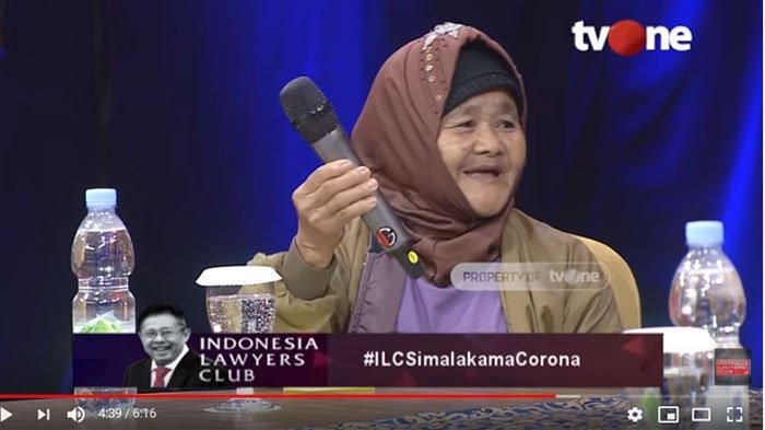 Kisah Nenek Penjual Kopi Ditengah Wabah Corona - Hidup Sebatang Kara di Jakarta