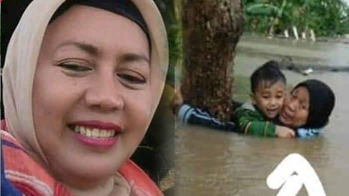 Fotonya Selamatkan Cucu Saat Banjir Gowa Sempat Viral, Nenek Nur Akhirnya Meninggal, Ini Penyebabnya