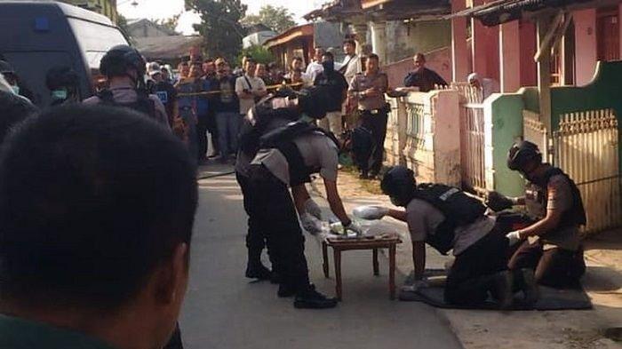 nenek simpan bom cucunya di Lampung