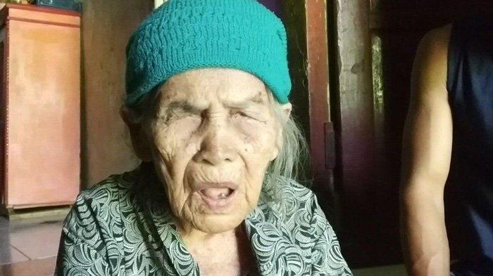 Cerita Sartiah, Nenek Berusia 120 Tahun dari Cilincing Jakarta Utara