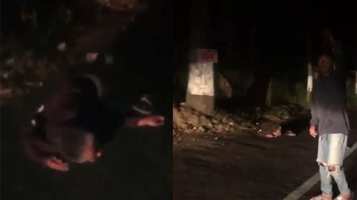 Rekam & Tertawakan Nenek yang Tergeletak di Jalan hingga Dihujat, 3 Remaja Magetan Diperiksa Polisi