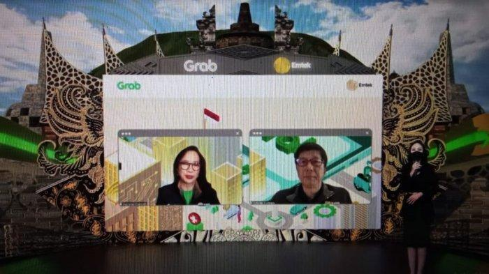 Percepat Transformasi Digital untuk Pelaku UMKM, Emtek Gandeng Grab Lewat Festival Kota Mapan