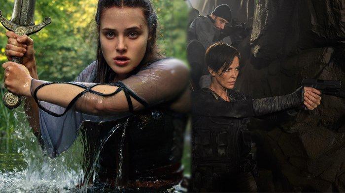 Netflix Segera Hadirkan 2 Tayangan Terbaru, Film Laga The Old Guard dan Serial Fantasi Cursed