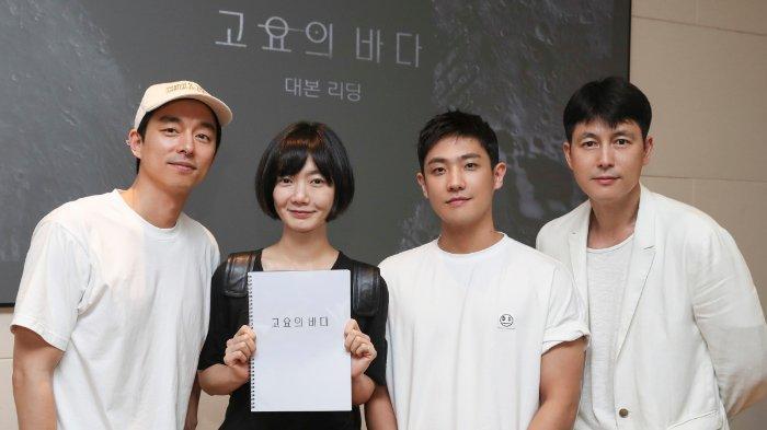 Netflix Umumkan Para Pemain Drama Korea Sci-fi Terbaru The Silent Sea, Ada Gong Yoo hingga Bae Doona