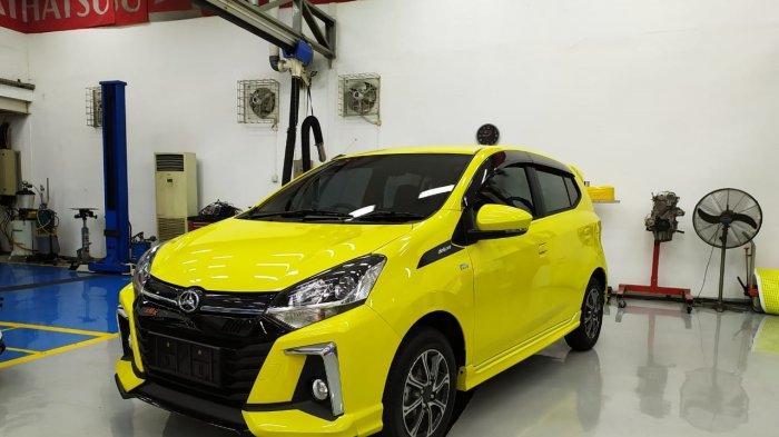 Pasar Otomotif Makin Membaik, Penjualan Ritel Daihatsu Naik 5 Persen