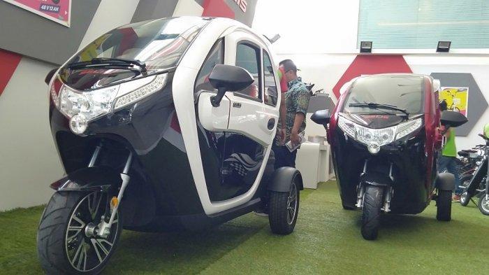 Ada Diskon Rp 2 Juta Untuk Pembelian Selis New Balis Bisa Muat 3 Orang Lho Tribunnews Com Mobile