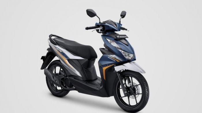 Skutik Sejuta Umat New Honda BeAT Series Kini Punya Pilihan Warna Baru