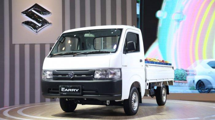 New Carry Pick Up jadi kontributor terbesar kedua perolehan SPK Suzuki selama berpameran di Telkomsel IIMS 2019 di JIExpo Kemayoran, Jakarta, 25 April - 5 Mei 2019.