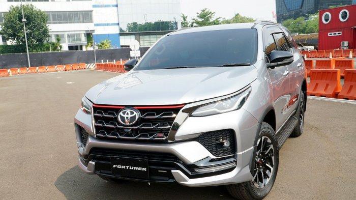 Toyota New Fortuner yang diluncurkan virtual Kamis (15/10/2020).