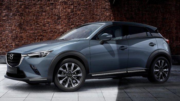 Pasar SUV Tanah Air Makin Ketat, New Mazda CX-3 Sport 1.5 L Diyakini Bisa Bersaing