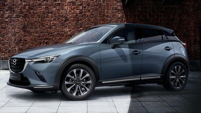 New Mazda CX-3 Sport 1.5L Langsung Launching  di IMS Virtual Phase 2