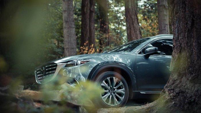 New Mazda CX-9 Dibanderol Mulai Rp 869,9 Juta dengan Fitur Makin Melimpah
