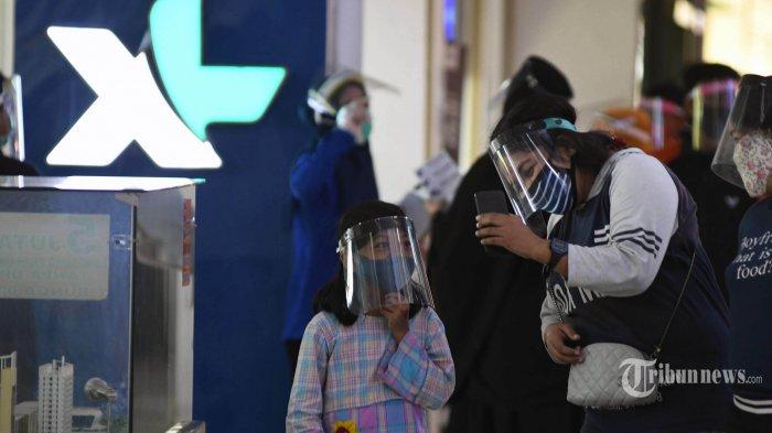 PPKM Jawa-Bali Dilanjutkan Hingga 4 Oktober 2021, Anak Dibawah 12 Tahun Bisa ke Mall di 5 Daerah Ini