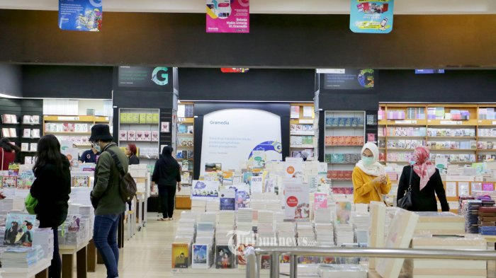 Sambut Hari Pelanggan Nasional, Gramedia Bertabur Promo dan Diskon