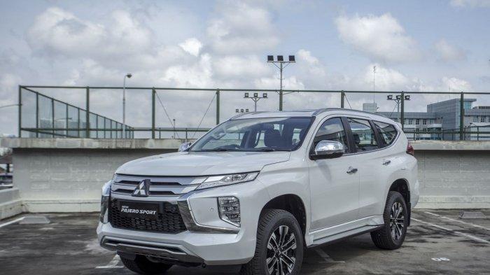 Ini Bedanya New Pajero Sport yang Meluncur di Indonesia dan Thailand
