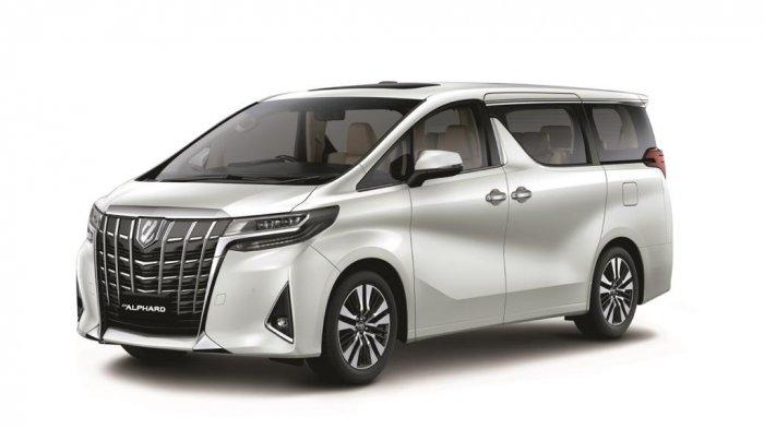 Daftar Harga Mobil Toyota Alphard Tahun Produksi 2003 hingga 2018, Mulai Rp 150 juta